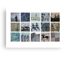 Discovering Melbourne's secrets  Canvas Print