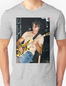 George Lynch of Dokken Unisex T-Shirt