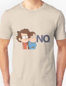 Gravity Falls - NO. T-Shirt
