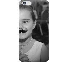Mustache You A Question.. iPhone Case/Skin