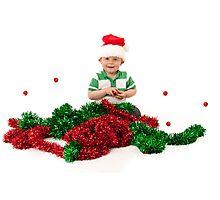 Christmas Card 2010 Photographic Print