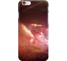 Arcade Fire @ Earl's Court iPhone Case/Skin