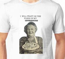 Eat Oppressor Flesh Unisex T-Shirt