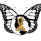 Childhood Cancer Awareness  by Leah Highland