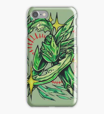 Scyther iPhone Case/Skin