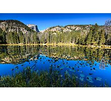 Nymph Lake Photographic Print