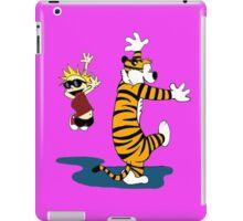 Calvin & Hobbes Dance,Calvin & Hobbes iPad Case/Skin