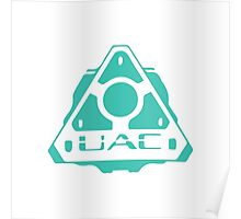 UAC - Union Aerospace Corporation Poster