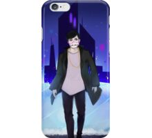 distort() iPhone Case/Skin