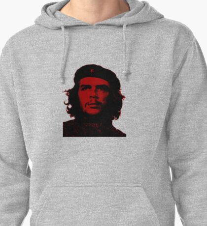 Che Guevara ( Red tint) Pullover Hoodie