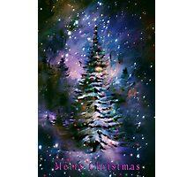 MERRY CHRISTMAS....... Photographic Print