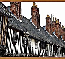 """"""" The Historical Houses of Stratford"""" by Malcolm Chant"""