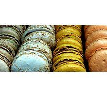 Petits Macarons 1 Photographic Print