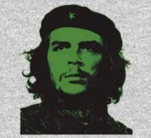 Che Guevara ( Green tint) by Lokesh Kumar S