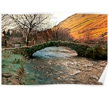 Packhorse Bridge - Wasdale Head Poster