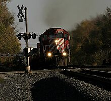 Runaway Train...Running right off the track...rock and roll train by jammingene