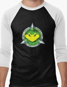 Battletoads - 8bit  Men's Baseball ¾ T-Shirt