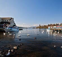 Bowness on Windemere by James Grant