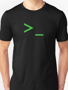 Command Prompt Unisex T-Shirt
