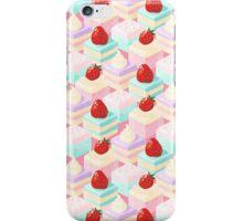 Pastel Cake Craziness iPhone Case/Skin