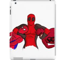 Team Red iPad Case/Skin