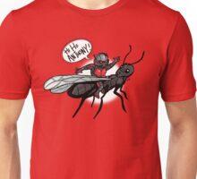 Hi Ho Anthony!  Unisex T-Shirt