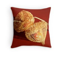 The Beauty Of Age Throw Pillow