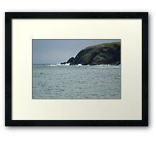 Ness Cliffs Framed Print