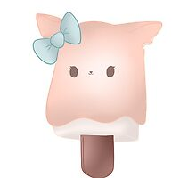 Cat popsicle by Latoyia