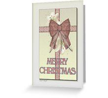Merry Christmas 01 Greeting Card