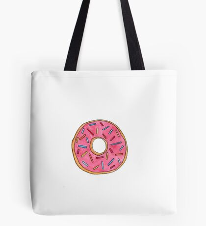 sprinkles and happiness Tote Bag