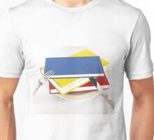 Have a book for breakfast Unisex T-Shirt