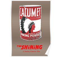 the Shining minimalist Calumet Poster