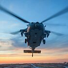 MH-60S Seahawk Helicopter by Joshua McDonough Photography