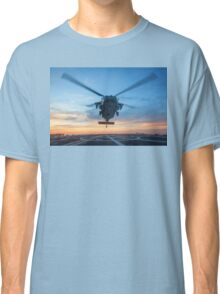 MH-60S Seahawk Helicopter Classic T-Shirt