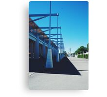 Stadium Canvas Print