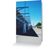 Stadium Greeting Card