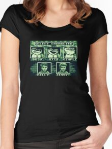 Battletoads - Select Character Women's Fitted Scoop T-Shirt