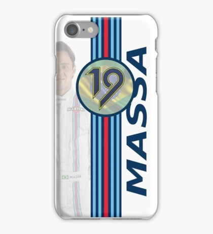 Felipe Massa design iPhone Case/Skin