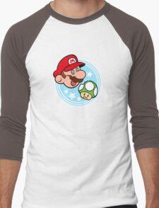1 UP! Men's Baseball ¾ T-Shirt
