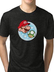 1 UP! Tri-blend T-Shirt