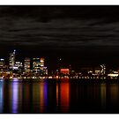 Perth's Skyline by Gormaymax