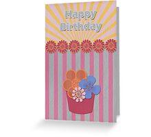 Birthday Card 1 Greeting Card