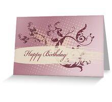 Birthday Card 2 Greeting Card
