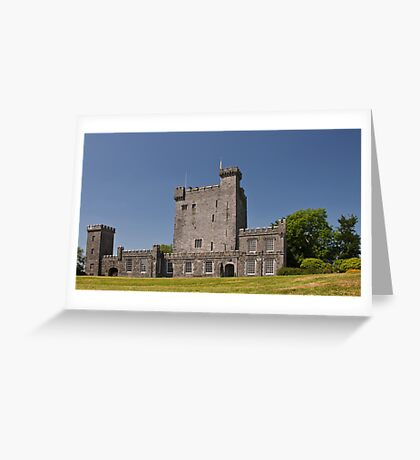 Knappogue Castle, Quin, County Clare, Ireland Greeting Card