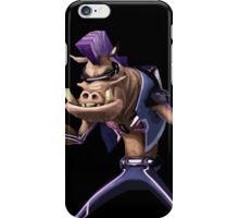 bebop rocksteady iPhone Case/Skin