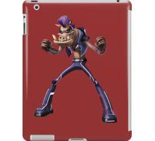bebop rocksteady iPad Case/Skin