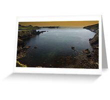 Ring Of Kerry, Skellig Island, County Kerry, Ireland Greeting Card