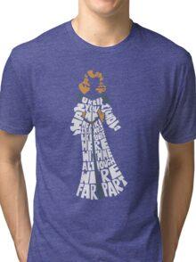 Swan princess Tri-blend T-Shirt