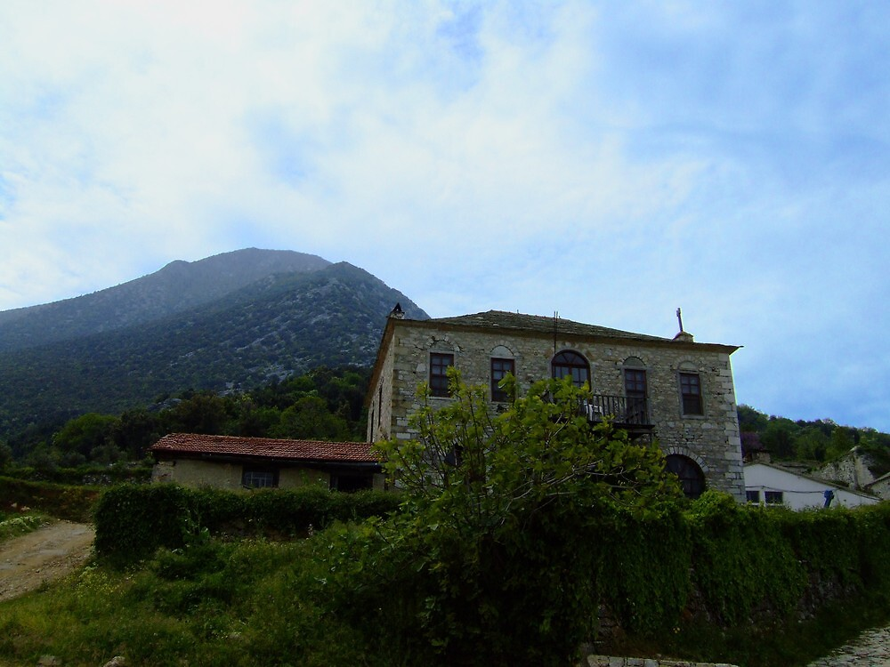 Mount Athos 1 by SvobodaT